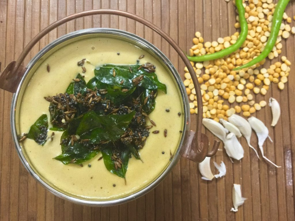 Bengal Gram Chutney: Recipe for Bengal Gram Chutney.