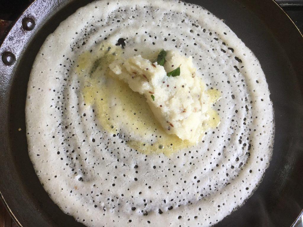 Butter Dosa