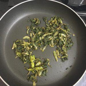 How to make Pudina Rice step 9