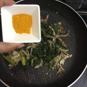 How to make Pudina Rice step 8