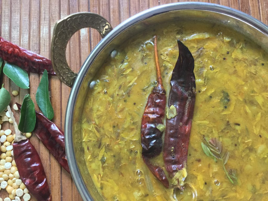 Chinta Chiguru Pappu: Recipe to make Tamarind leaves Dal