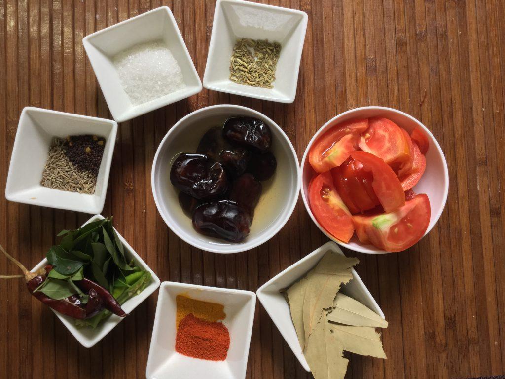 Dates Chutney : Khajur Chutney Recipe Img1