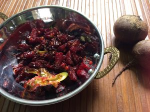 Beetroot recipe:quick and easy
