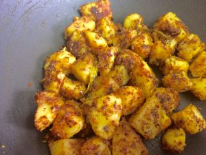 Potato Tamarind curry-14