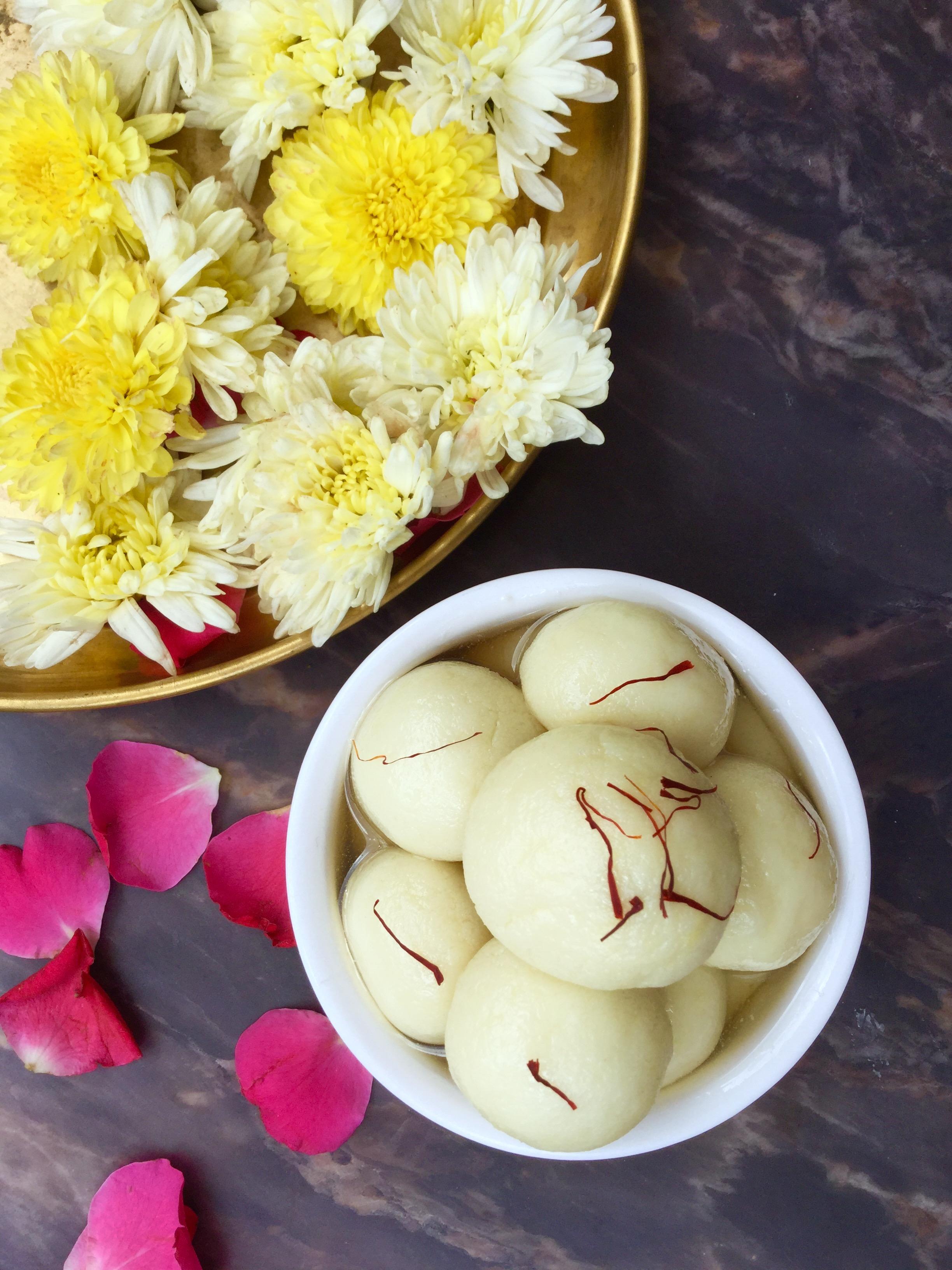 Rasgulla Recipe- Bengali rasgulla