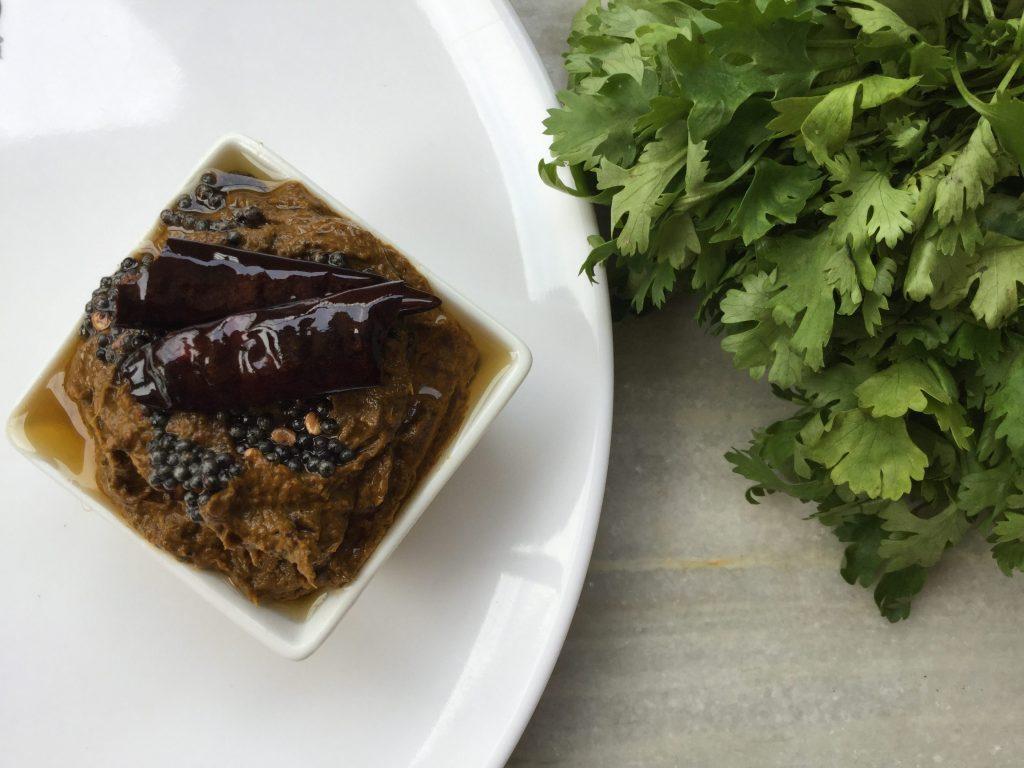 Coriander Chutney Recipe | Kothimeera Pachadi Recipe