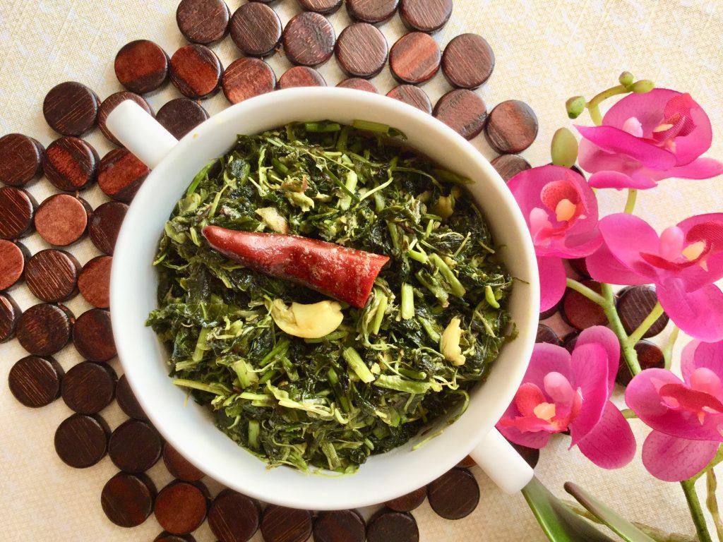 Thotakura Fry-Amaranthus Fry Recipe